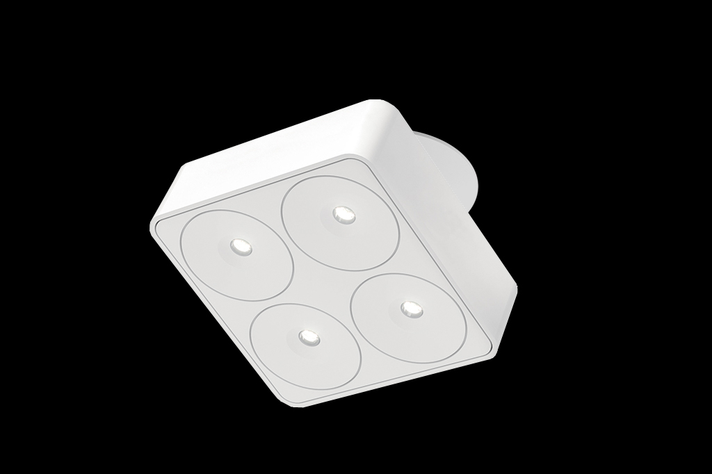 Tiltable and Rotatable Luminaires