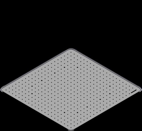 Isometrie - Lighting Pad Q 900