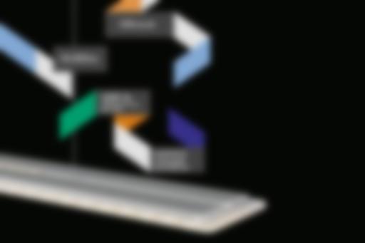 NEU: Modul L 196 Power – Normgerechte Doppelarbeitsplatzbeleuchtung mit nur einer Leuchte und einem UGR-Index von 14