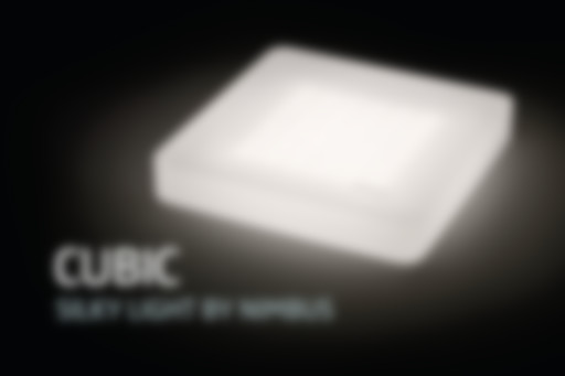 Product innovation CUBIC – pure light