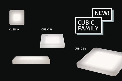Cubic - new versions