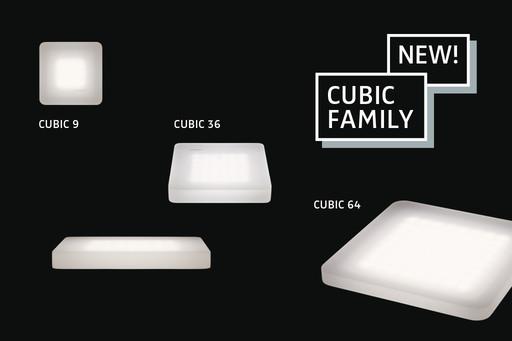CUBIC - neue Varianten