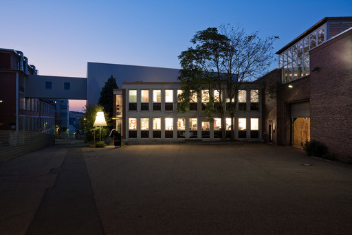 Nimbus Hauptverwaltung und Werk in Stuttgart