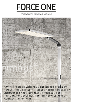 Force One Broschüre