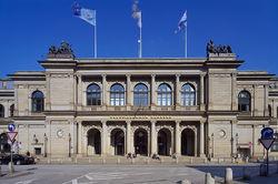 Haus im Haus, Handelskammer Hamburg
