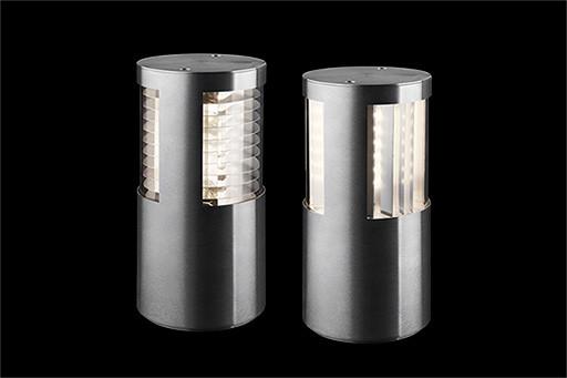 Hotel Aqua LED antiglare, double-sided