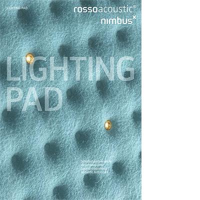 Lighting Pad Broschüre