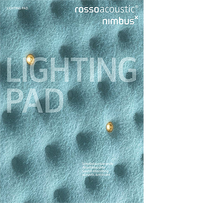 Lighting Pad Broschüre