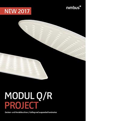 Modul Q/R Project Broschüre