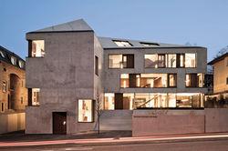 Blocher Bürohaus Stuttgart