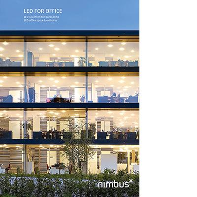 LED for Office Broschüre