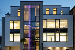 Office with penthouse apartment, Bad Neuenahr-Ahrweiler