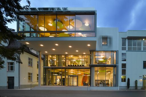 Kommunikationscenter Firma Schmalz, Glatten