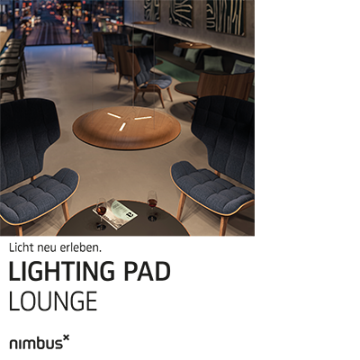 Lighting Pad Lounge Folder Deutsch