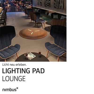 Lighting Pad Lounge Folder Deutsch