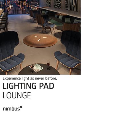 Lighting Pad Lounge Folder Englisch