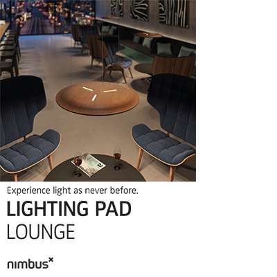 Lighting Pad Lounge Folder Englisch