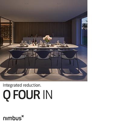 Q FOUR IN Folder Englisch