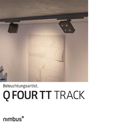 Q FOUR TT TRACK Folder German