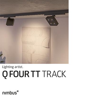 Q FOUR TT TRACK Folder Englisch