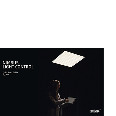 Quick-Start-Guide Light Control