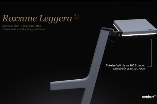 Roxxane Leggera CL Produktvideo