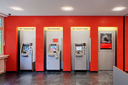 Sparkasse Bank, Wanfried (GER)
