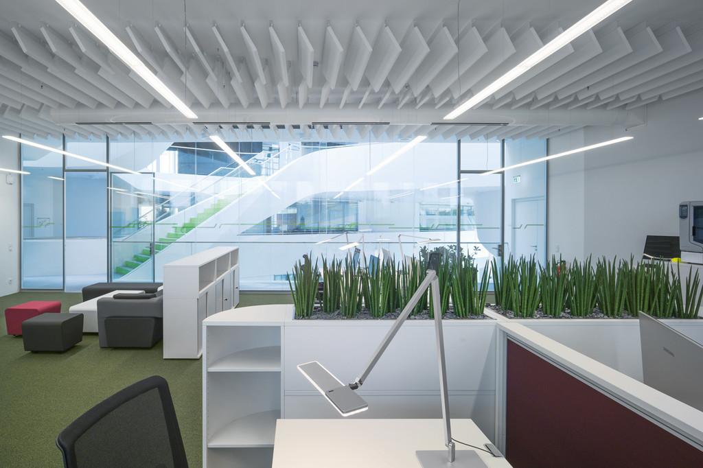 Offizieller Partner Im Projekt Office 21 Beim Fraunhofer Iao Nimbus